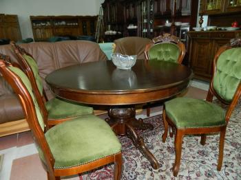 masa+4 scaune stil
