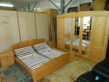 dormitor lemn masiv fag 1