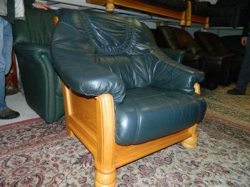 Canapele si fotolii hol piele naturala 3+1+1