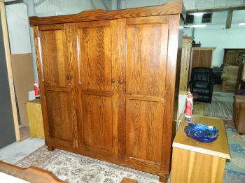 dormitor lemn masiv import