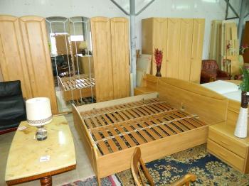 Dormitor lemn fag
