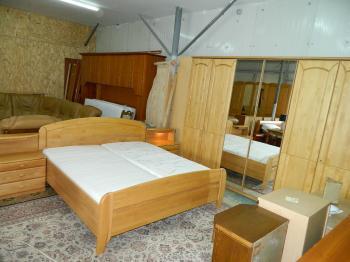 Dormitor lemn masiv fag