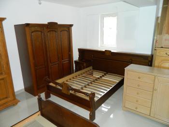 Dormitor lemn masiv stejar Olanda