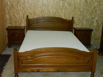 Dormitor lemn masiv stejar