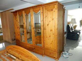 Dormitor brad