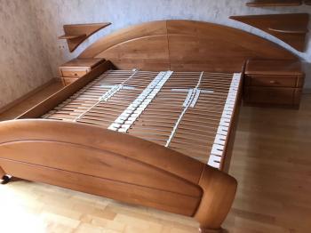 Dormitor lemn masiv Fag Germania/