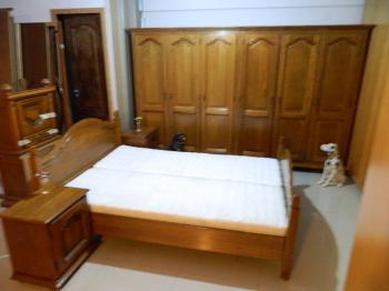 Dormitor lemn masiv stejar 0