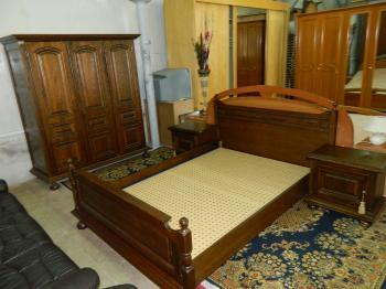 Dormitor lemn masiv stejar 1